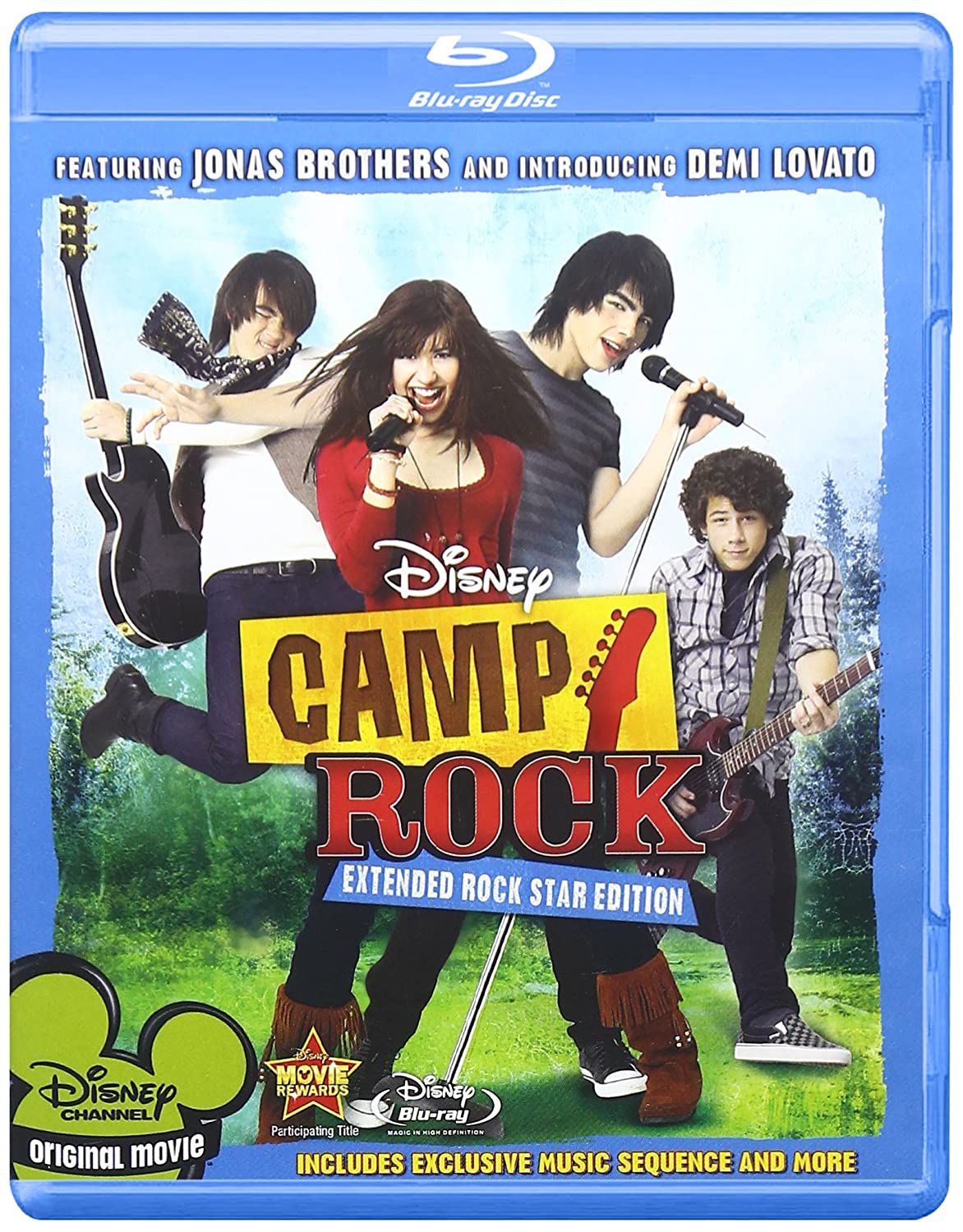 MOVIE - Camp Rock - (2008) [1080p BluRay Remux AVC DTS-HD MA
