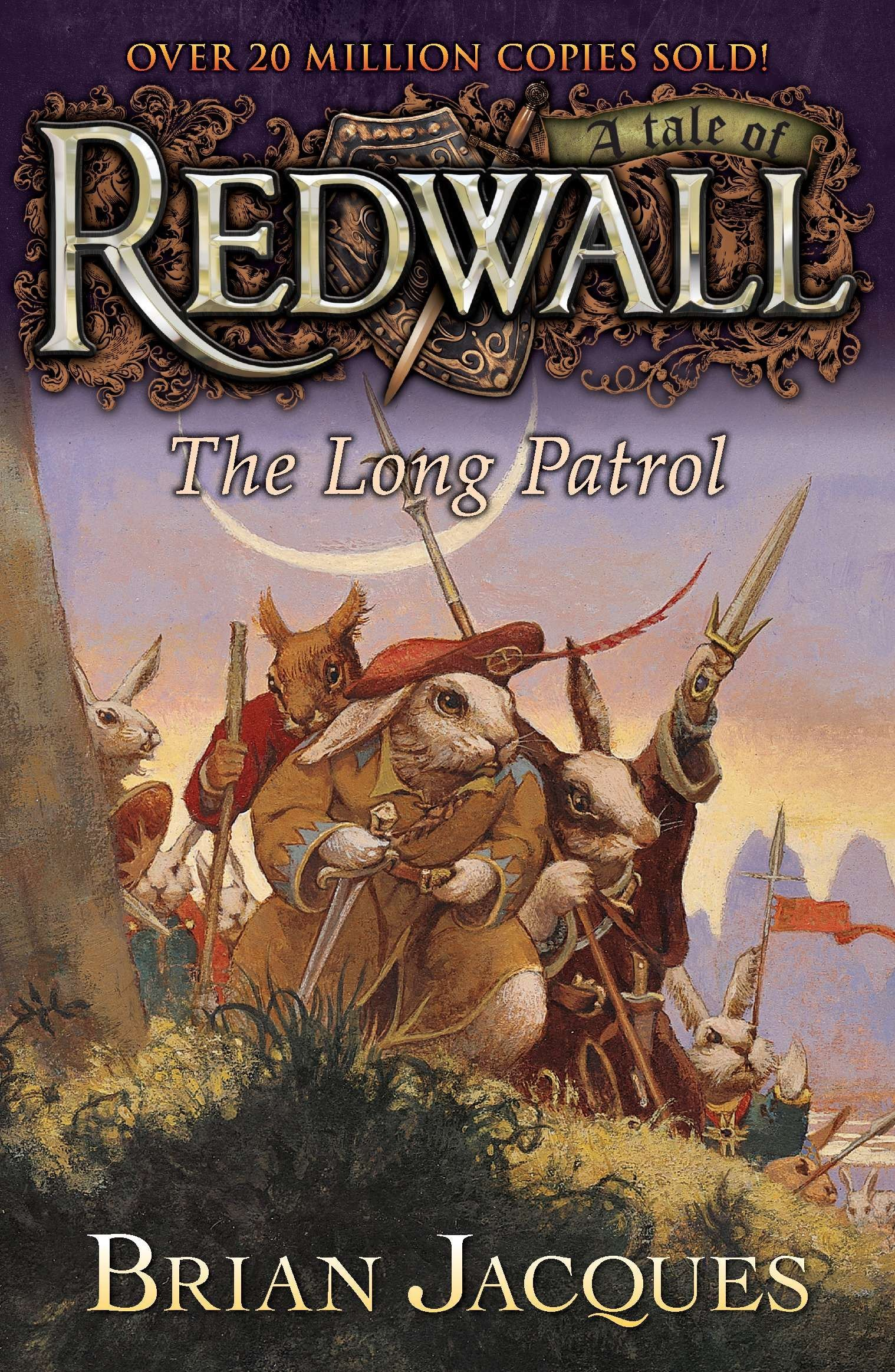 Amazon.com: The Long Patrol: A Tale from Redwall (9780142402450): Brian  Jacques, Allan Curless: Books