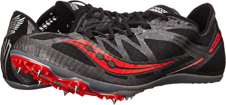 Saucony Mens Ballista Track Spike Racing Shoe