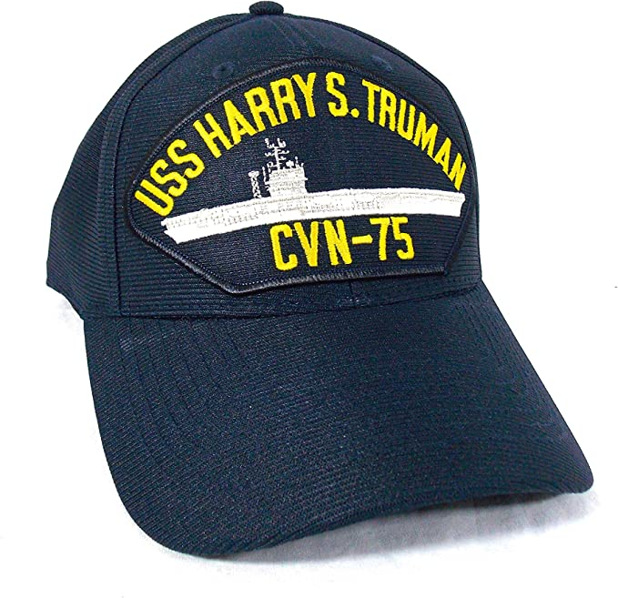 USS Harry S. Truman Gorra Marina Militar Navy Americaine Puerta ...