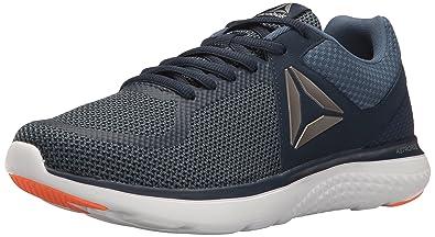 Reebok Men s Astroride MT Running Shoe Collegiate Navy/Brave Blue/White/Wild