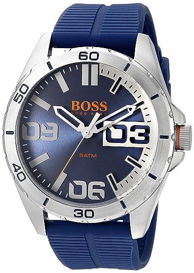 a2ce2b2ec79a Reloj Hugo Boss para Hombre 1513286  Hugo Boss  Amazon.es  Relojes