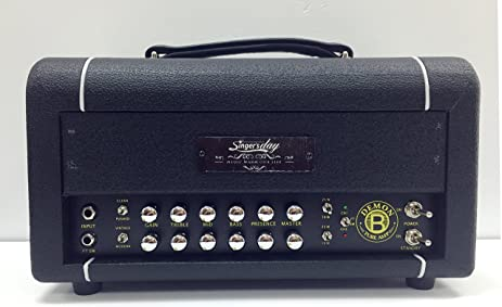 All Tube Guitar Amplifier Head & Cabinet (Demon ...