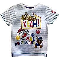 TM Paw Patrol - Camisetas para bebé, diseño de perro Chase Marshall con estampado de personajes de escombros de manga…