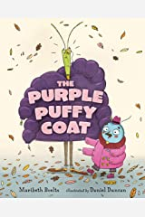 The Purple Puffy Coat Hardcover