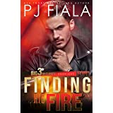 Ford: Finding His Fire (Big 3 Security Book 1)