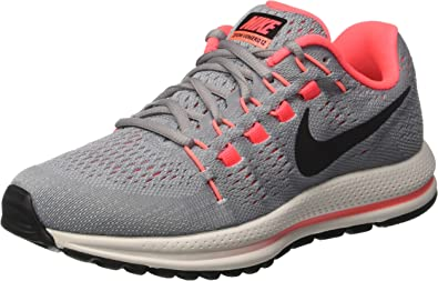 Nike W Air Zoom Vomero 12 (W), Zapatillas de Trail Running para Mujer, Gris (Wolf Grey/Black/Pure Platinum/Hot Punch 002), 36 EU: Amazon.es: Zapatos y complementos