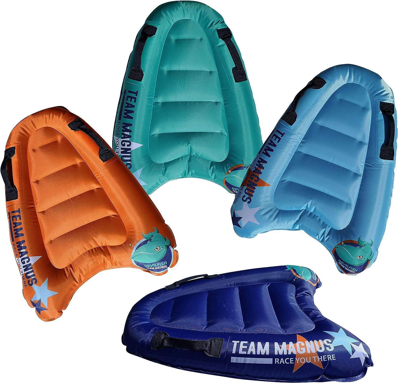 TEAM MAGNUS Devilfish Bodyboard Race Pack