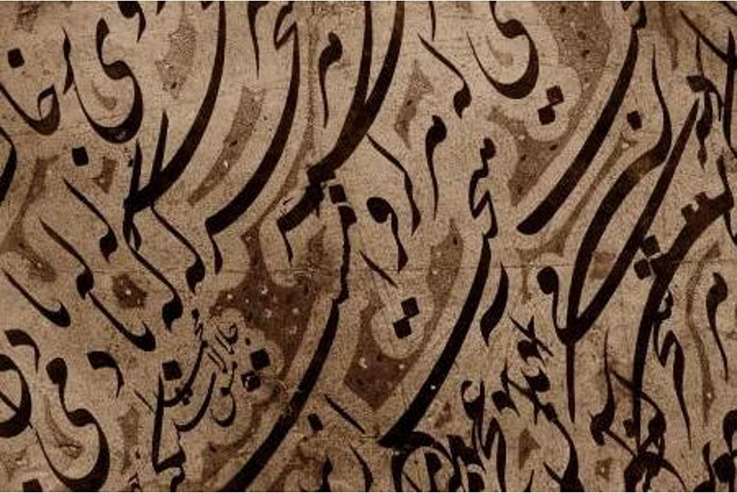 Amazon.com: Calligraphy Exercises (Detail) by Mir Emad Hassani ...