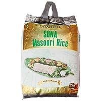 Patanjali Sona Masoori Rice, 10kg