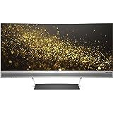 "HP Display Envy 34 Monitor 34"" IPS Wide QHD Curvo, 3440 x 1440, a 60 Hz, Usb-c, DisplayPort, Audio Bang & Olufsen Integrato, Microfono, Web cam"
