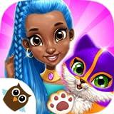 Power Girls Super City - Superhero Salon, Miraculous Pets & Monster Rescue