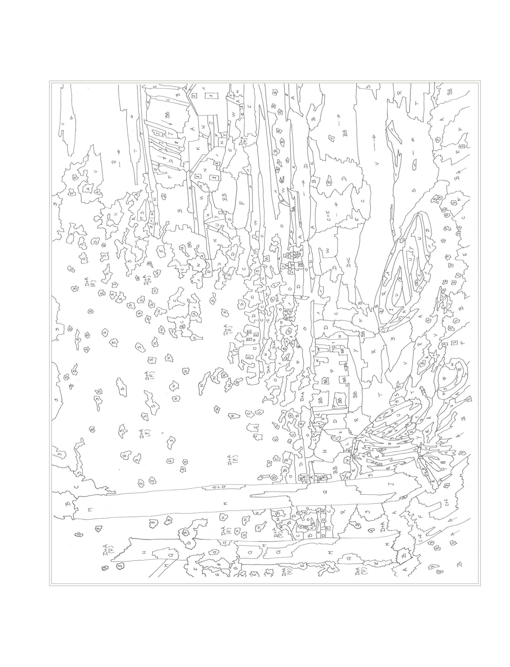impressionists from monet to van gogh colouring book colouring