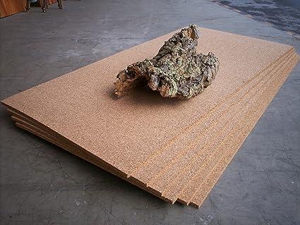 Kork Fußbodenplatten ~ Korkplatte stärke mm format mm amazon baumarkt