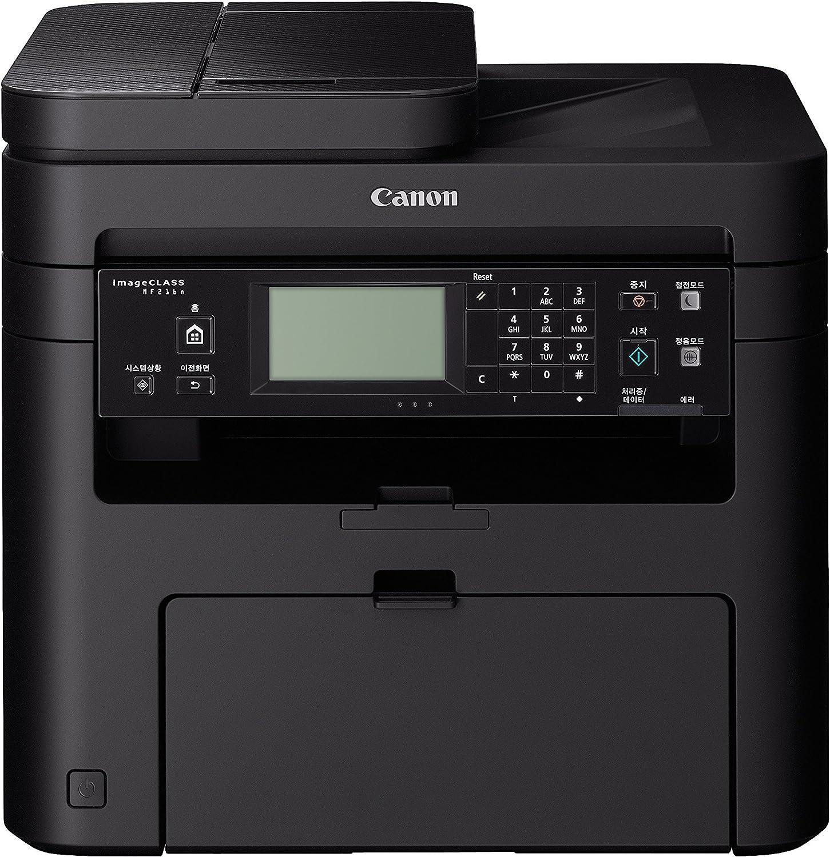 Canon Satera MF 216 N - Impresora láser multifunción (Pantalla LCD ...