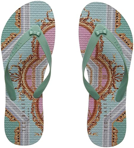 90ab72fa751a TED BAKER WOMENS BEAULUP FLIP FLOPS  Amazon.co.uk  Shoes   Bags