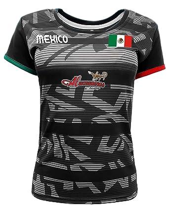 Amazon Com Women Jersey Mexico Alacraneros De Durango 100