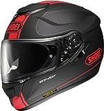 ショウエイ(SHOEI) バイクヘルメット フルフェイス GT-Air WANDERER (ワンダラー) TC-1 (RED/BLACK) L (頭囲 59cm)