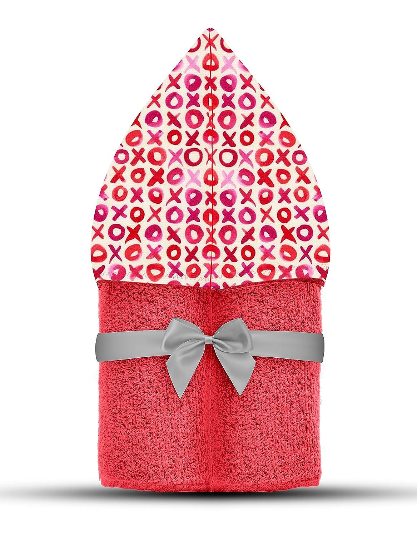 Amazon.com: Winx+Blinx Extra Soft Bath Hooded Towels Fits Kids ...