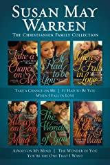 The Christiansen Family Collection: Take a Chance on Me / It Had to Be You / When I Fall in Love / Always on My Mind / The Wonder of You / You're the One That I Want Kindle Edition