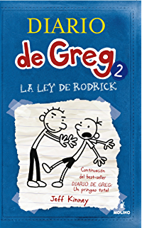 Diario de Greg 2. La ley de Rodrick (Spanish Edition)