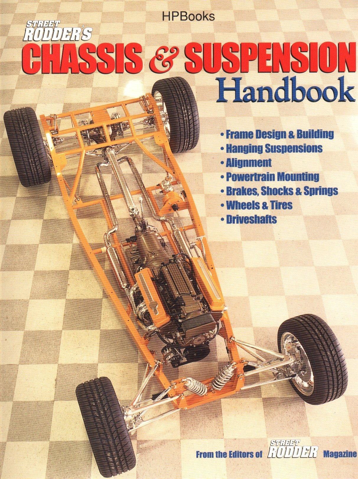 Read Online Street Rodder Chassis & Suspension Handbook pdf
