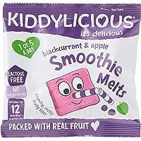 Kiddylicious Smoothie Metls Blackcurrant, 6 g