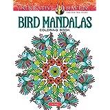 Creative Haven Bird Mandalas Coloring Book (Creative Haven Coloring Books)