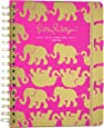 Large 17 Month 2016-2017 Agenda - Tusk In Sun (Pink)
