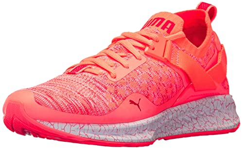 4df629a8ffae PUMA Women s Ignite Evoknit Lo Hypernature Wn Orange  Amazon.ca ...