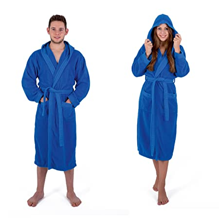 Julie Julsen Fluffy Dressing Gown for Men and Women Available in Sizes  Small – XXXL and c279d6323c0b