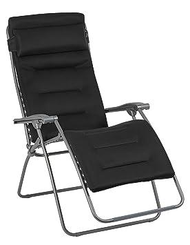 XlAir RelaxPliable Et Lafuma 8718 Fauteuil RéglableRsx Clip ComfortCouleurAcierLfm2041 Y7bvfI6gy