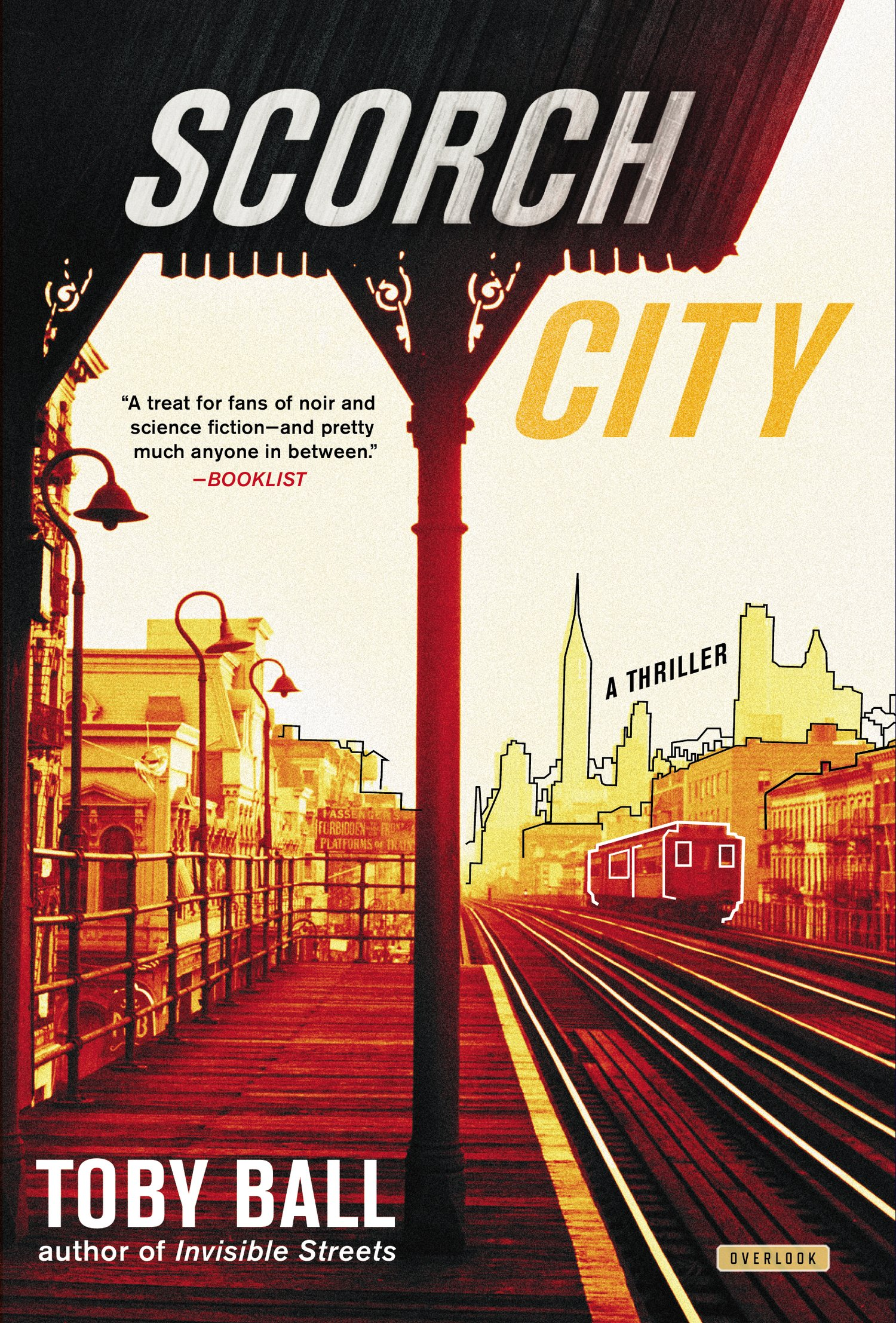 Scorch City: A Thriller pdf