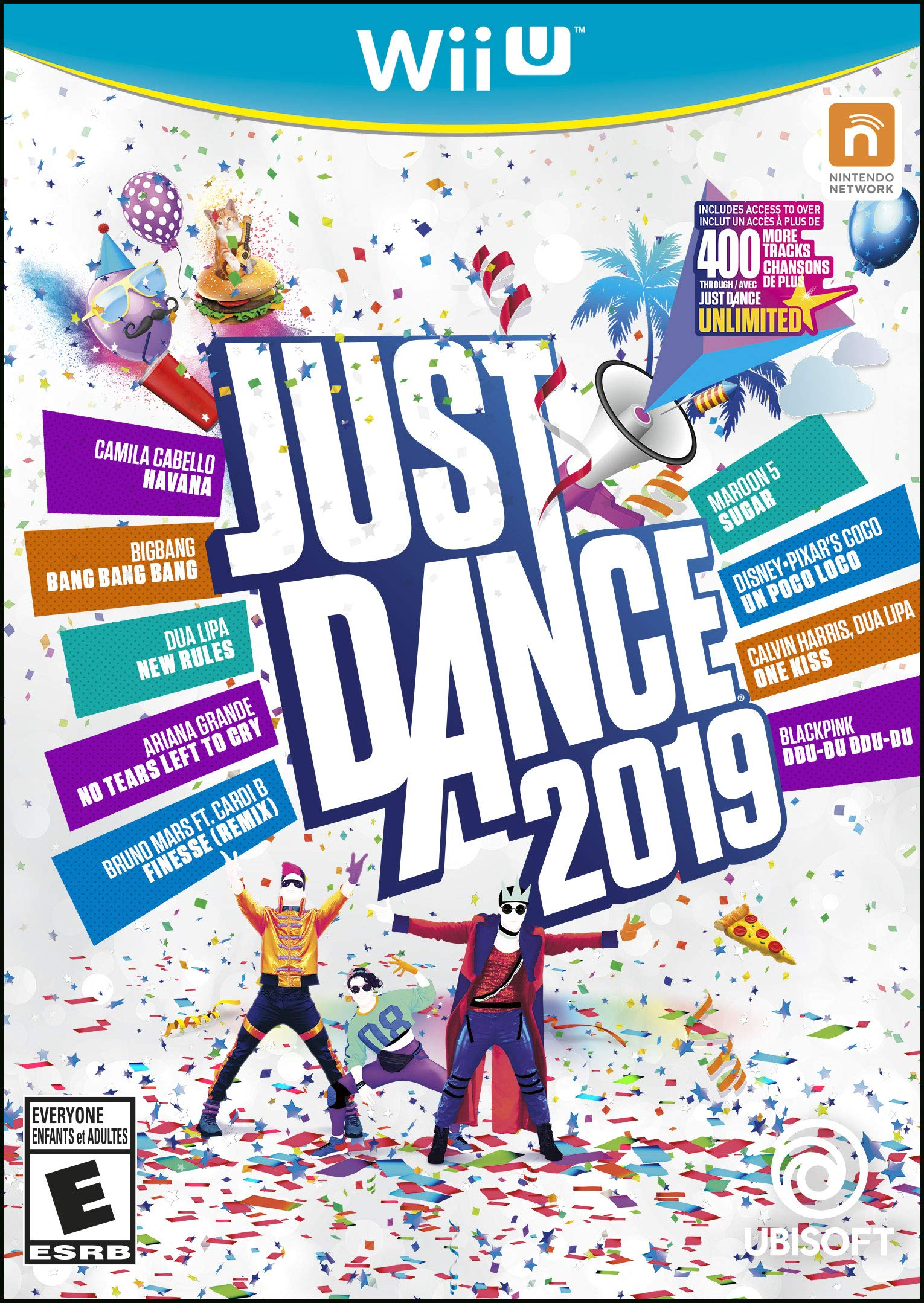Just Dance 2019 - Wii U Standard Edition by Ubisoft (Image #1)