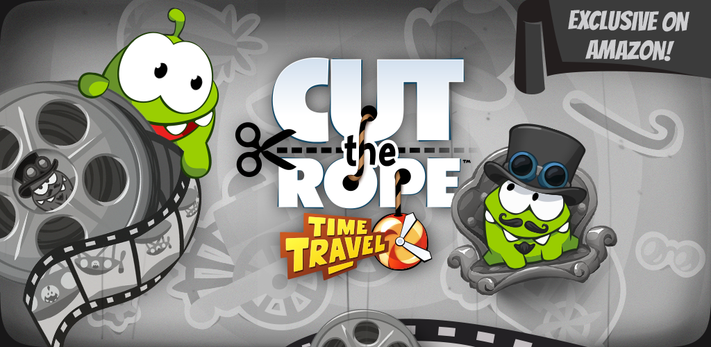 Amazon.com: Cut the Rope: Time Travel HD: Appstore for Android