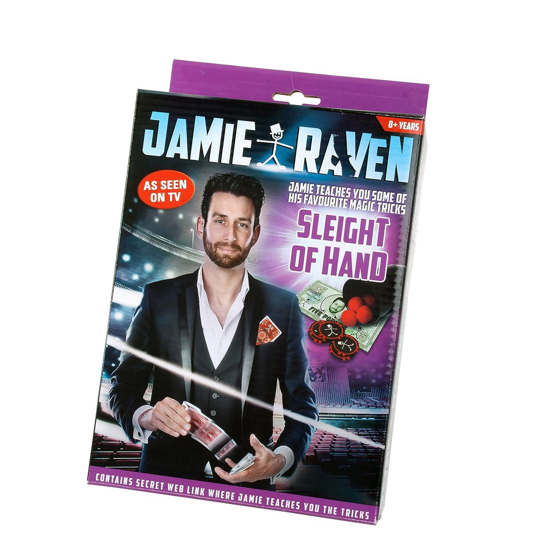 Paul Lamond 6665 Jamie Raven Sleight of Hand Magic Set