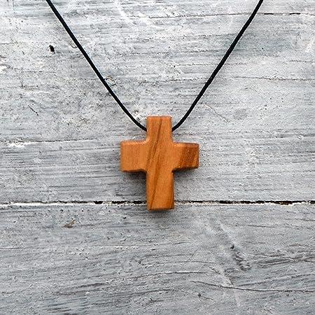 Tau Cruz de San Francisco de As/ís Cruces de Madera de Olivo 40 ESP