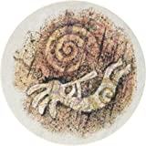 Thirstystone Stoneware Stylized Kokopelli Coaster, Multicolor