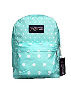 Jansport Superbreak Aqua Dash Spots