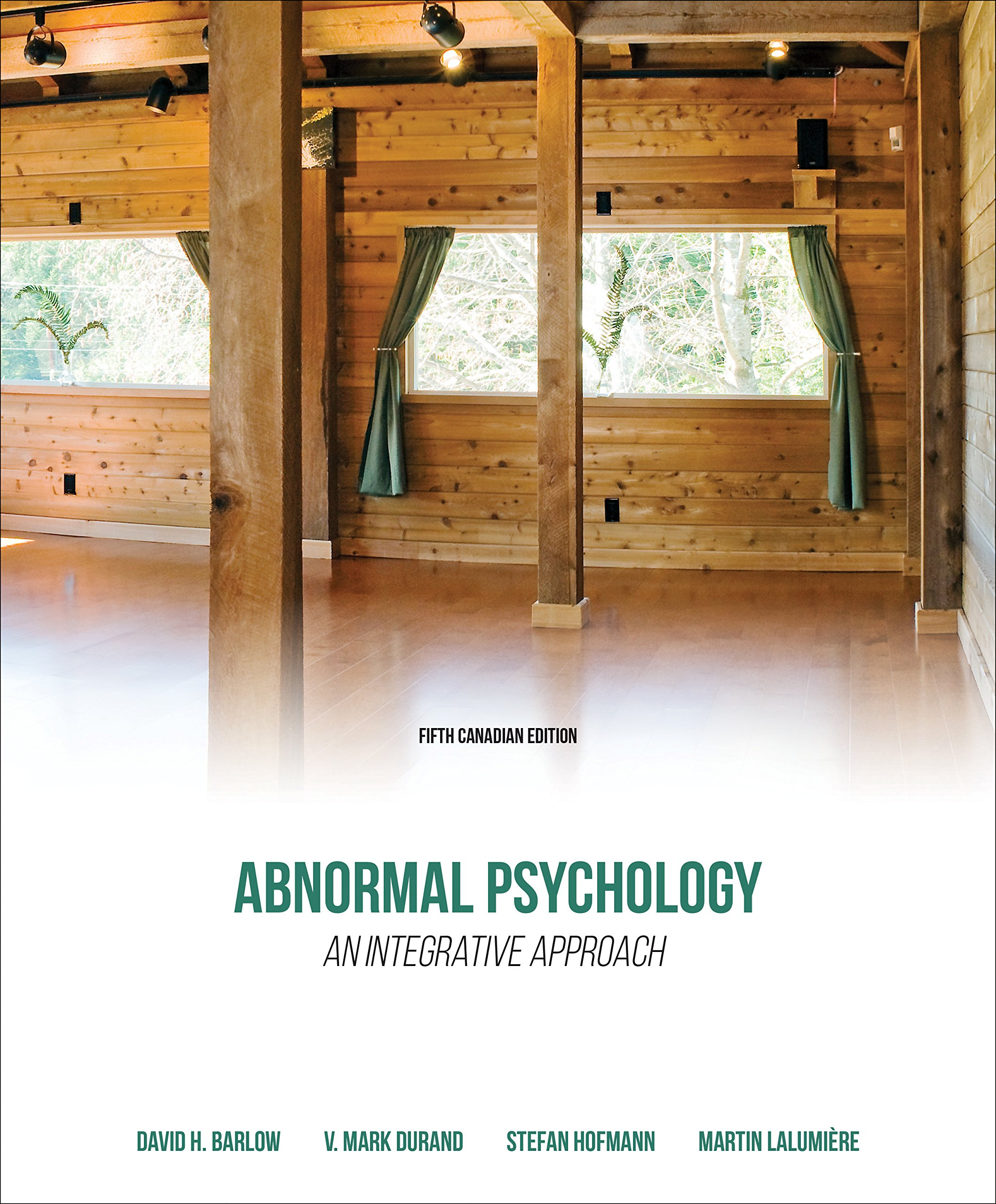 Pdf edition canadian approach an abnormal psychology 4th integrative