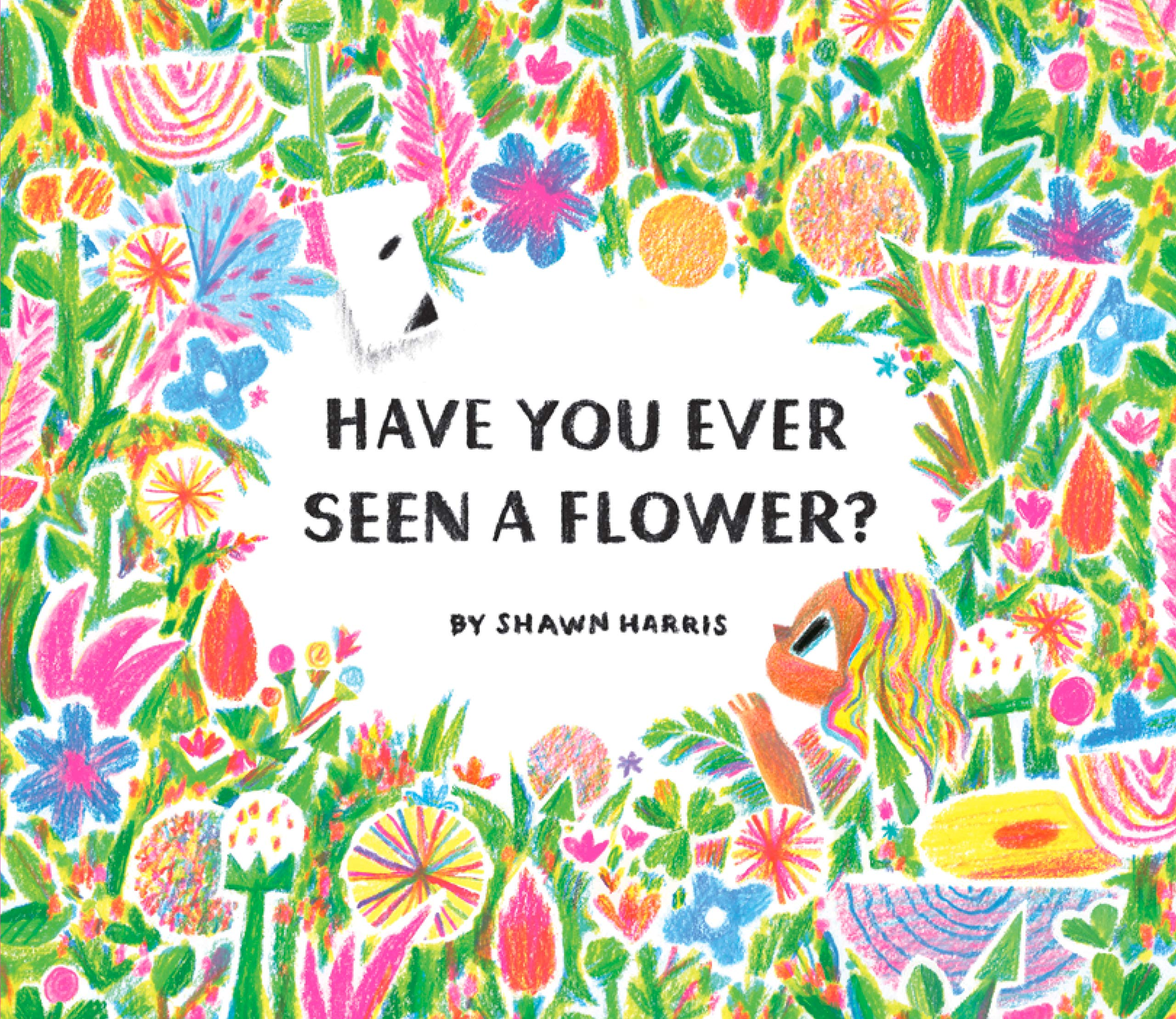 Amazon.com: Have You Ever Seen a Flower? (9781452182704): Harris, Shawn:  Books