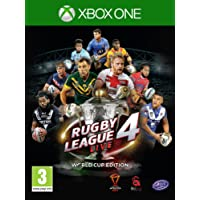 Rugby League Live 4 World Cup Edition XB1