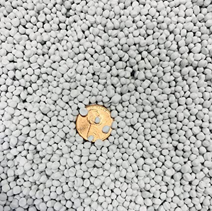 Polypropylene Plastic Pellets Heavy Duty for Craft Projects Weighted Blanket - Made in USA Cornhole Bags /& Toys Stuffing 25 Pounds