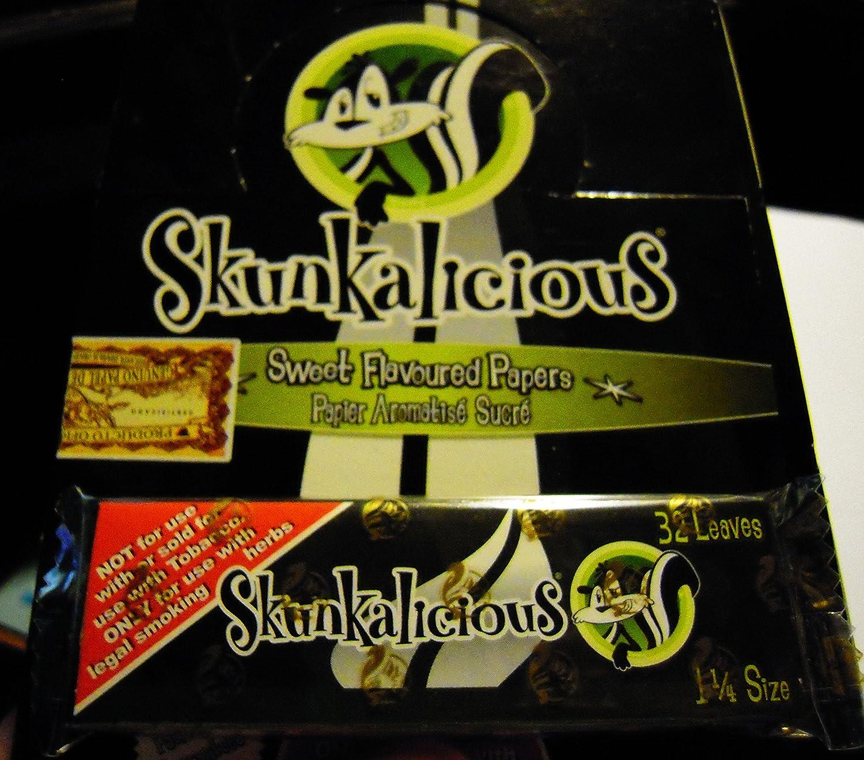 Para liar cigarrillos 1 ¼ goma para el cáñamo Wraps 1 Pack ...