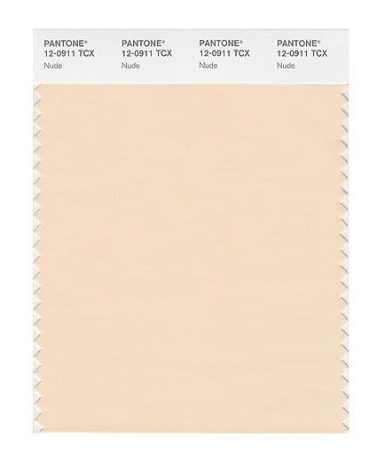 low cost e423e ed204 Amazon.com: PANTONE Smart 12-0911X Color Swatch Card, Nude ...
