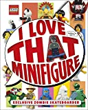 LEGO® I Love That Minifigure!: With Minifigure