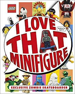 Lego. I Love That Minifigure!
