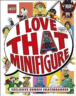 Lego. I Love That Minifigure!