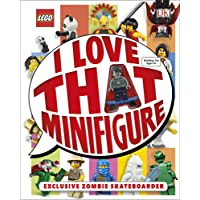 LEGO® I Love That Minifigure!: With Exclusive Zombie Skateboarder Minifigure