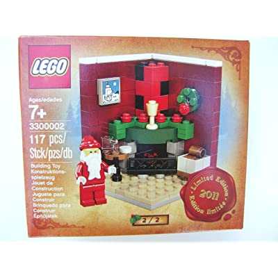 LEGO Exclusive Limited Edition 2011 Holiday Set #3300002 Christmas Morning #2: Toys & Games